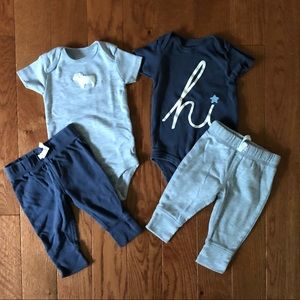 Baby Boy Carter's Outfits